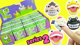 Little Big Bites Series 2 FULL BOX Opening by FurReal