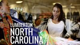 Lumberton, North Carolina - The Lumbee Powwow - Native Dances