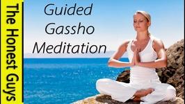 Guided Meditation: Inner Peace & Healing (Gassho Meditation)