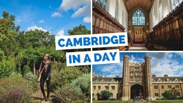 10 Things to do in Cambridge Travel Guide - London Day Trip