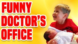 Funny Doctor's Office - Funny Kids Compilation