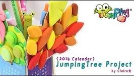 2014 Calendar JumpingTree Project
