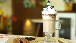 Cream Biscuit Blast - Cream Biscuit Milkshake - Recipe In Marathi By Sonali