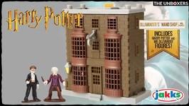 Harry Potter Ollivander's Wand Shop playset