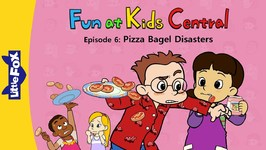 Fun at Kids Central 6 - Pizza Bagel Disasters - School - Animated Stories for Kids