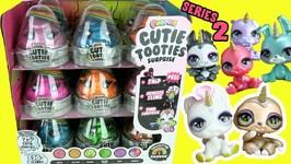 Poopsie Cutie Tooties Series 2 FULL BOX Opening! New Slimes  UNICORN FOUND (Drop 2)