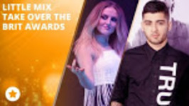 Little Mix Wins Big At The Brit Awards