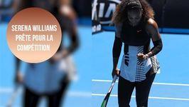 Serena Williams de retour pour l'Open d'Australie ?