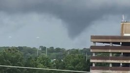 Tornado Touches Down in Birmingham, Alabama