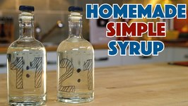 How To Make Simple Syrup And Rich Syrup For Cocktails