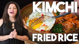Kimchi Fried Rice - Quick And Easy