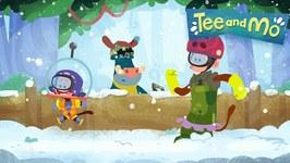 Xmas Snow - Tee & Mo -  Episode 16