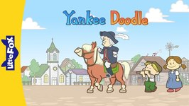 Yankee Doodle - Nursery Rhymes - Animated Songs for Kids