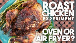 Roast Chicken Oven Or Air Fry