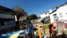 Boy Overcomes His Fear of Swimming with Help of Rescue Dog