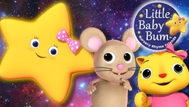Twinkle Twinkle Little Star - Nursery Rhymes for Babies - Songs for Kids
