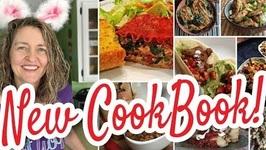 OMGee Good Soy Curls Recipes Cookbook Announcement