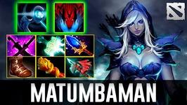 MATUMBAMAN Drow Ranger Highlights Dota 2