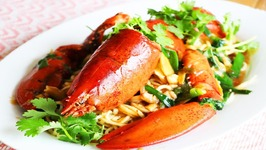 Longevity Lobster Noodles - Happy New Year