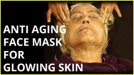 Anti Aging Face Care Mask For Youthful Skin - Thermocol Facial