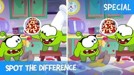 Spot the Difference Ep 30 - Om Nom Stories- Cooking Time