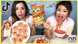 We Tested Viral TikTok Cooking Life Hacks Hot Cheetos - Tik Tok Master Made Us Try It