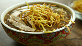 Chicken Manchow Soup - Indo Chinese Recipes - Restaurant Style Soup Recipe By Varun Inamdar