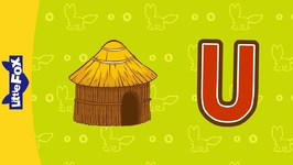 Letter U - Phonics Songs - Animated Songs for Kids