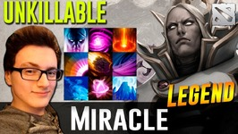 Miracle Invoker LEGEND of Dota 2