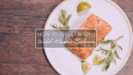 How to Grill Frozen Wild Alaska Salmon
