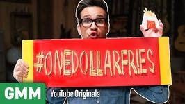 We Demand 1 Fries on the New McDonald's Dollar Menu