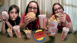 Burger King / Gay Family Mukbang - Eating Show