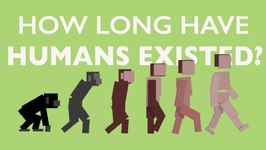 How LongHaveHumans Existed