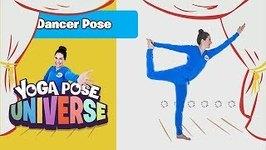 Dancer Pose -Yoga Pose Universe