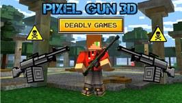 Pixel Gun 3D - Deadly Games - 2 -  Cant Kill Me