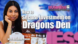 How to secure investment on Dragons Den