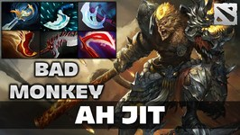 Ahjit MK BAD MONKEY Dota 2