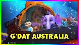 G'Day Australia - 4k