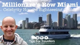 Visiting Miami - Watch this to see why you must do Millionaire Row Island Queen Cruise
