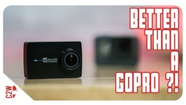 This - Gopro Clone - Might Be Better Than A Gopro - Yi Action Camera First Fit