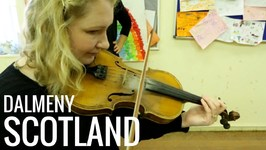 Dalmeny, Scotland - Scottish Step Dance