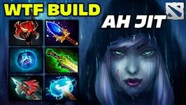 Ahjit Drow Ranger - WTF BUILD Dota 2