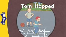 'ed' words - Tom Hopped - Level 3