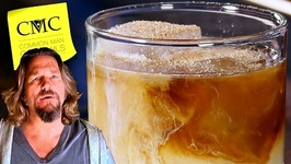 Easy Vodka Drink: The White Russian-Well Done Man