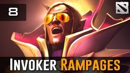 Dota 2 Invoker Rampages Ep. 8