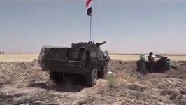 Iraqi Forces Advance on IS-Held Tal Afar