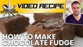 How To Make Chocolate Fudge