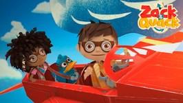 The Poppy Up Flower - Zack And Quack Full Episode 28