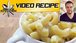 Microwave Instant Mac And Cheese