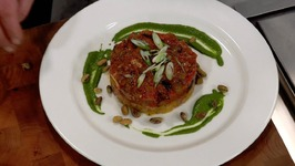 Chef Charlie Piervallo - Middle Eastern Specialties